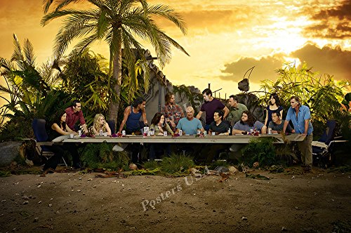 Lost Tv Show Poster - Posters USA Lost TV Series Show Poster GLOSSY FINISH - TVS153 (16
