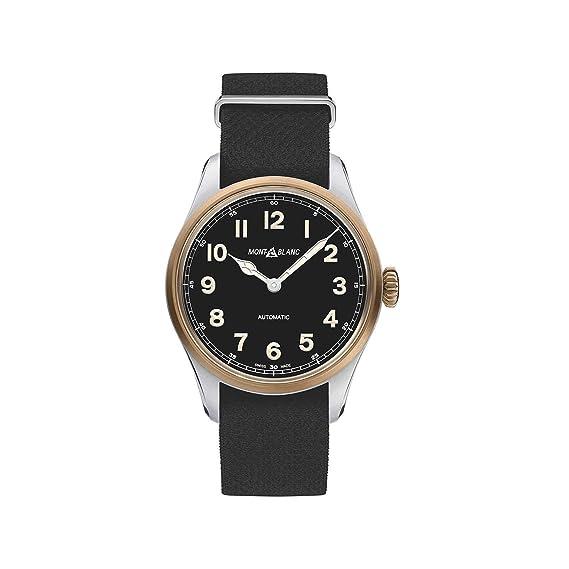 Montblanc 1858 Reloj de Hombre automático 40mm Correa de Nylon 117832