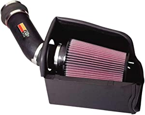 K&N Cold Air Intake Kit: High Performance, Guaranteed to Increase Horsepower: 50-State Legal: 1994-1997 Ford (F250, F350) 7.3L V8 Diesel,57-2531