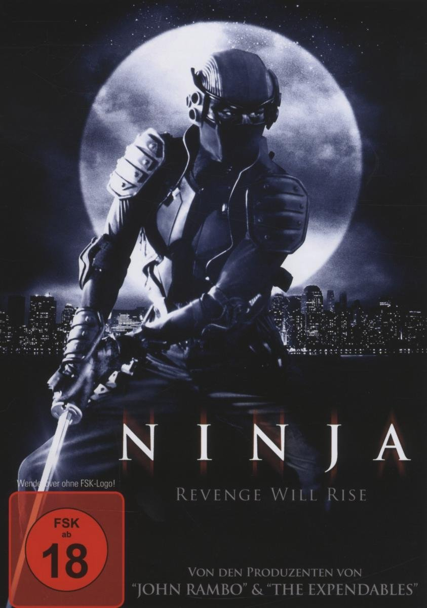 Ninja - Revenge Will Rise [Alemania] [DVD]: Amazon.es: Scott ...