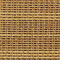 Radiance Westside Roman Shade Bamboo, 48\