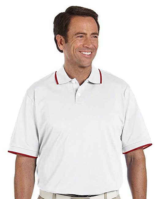 adidas Golf Climalite Tour Jersey Polo de Manga Corta: Amazon.es ...