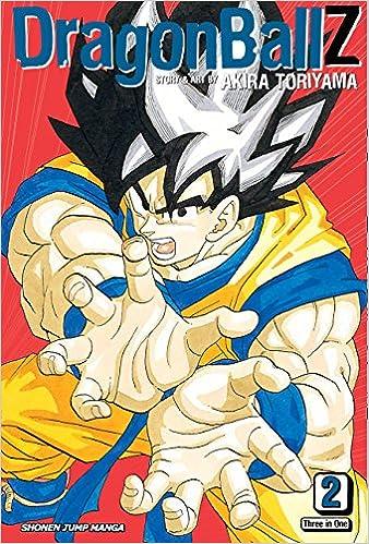 2 Vol VIZBIG Edition Dragon Ball Z