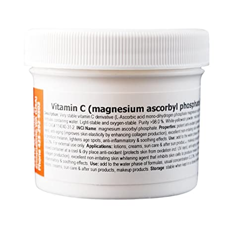 Vitamina C (magnesio Ascorbyl fosfato) – 1.0oz/30 G
