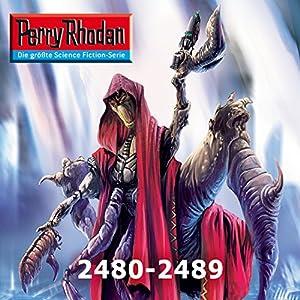 Perry Rhodan: Sammelband 9 (Perry Rhodan 2480-2489) Hörbuch