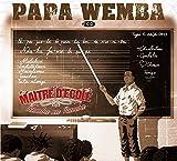 Maitre D'Ecole by Papa Wemba (2014-08-03)