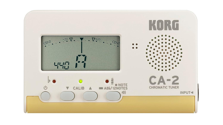 Korg, accordatore cromatico digitale CA-2per strumenti a corde, a fiato ed ottoni CA2