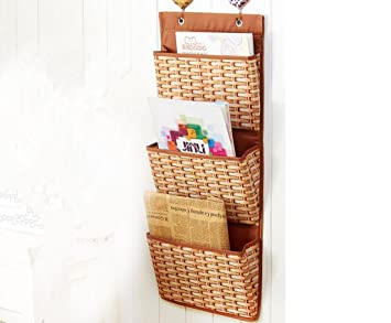 Ideal wall hanging mail baskets - Tulum.smsender.co FP19