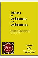 Diálogo de Verissimo pai com Verissimo filho (Portuguese Edition) Kindle Edition