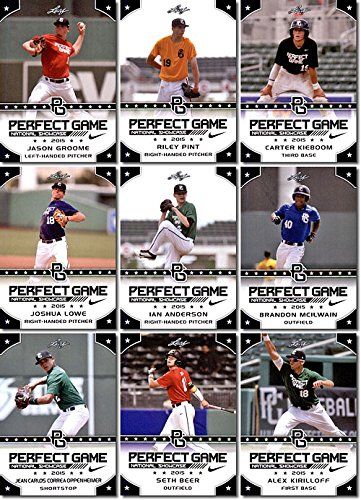 2015-leaf-perfect-game-aflac-complete-set-jason-groome-belge-riley-pint