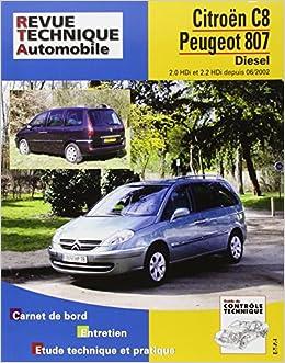 PDF 1007 REVUE TÉLÉCHARGER PEUGEOT TECHNIQUE
