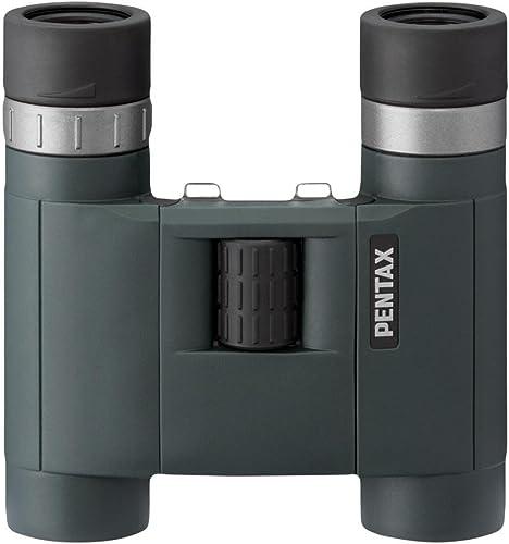PENTAX A-D 8×25 Waterproof Binoculars – Green