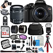 [Patrocinado] Canon Rebel T6i cámara réflex digital de paquetes (Ultimate bestselling digitalandmore Bundle.)