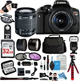 Cheap Canon Rebel T6i Digital SLR Camera Bundles (ULTIMATE Bestselling DigitalAndMore Bundle!)
