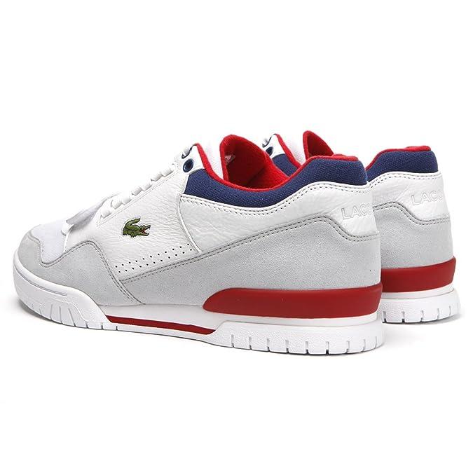 5976d13146f Basket Lacoste Missouri Tc LEM - 726LEM01012E8 - 46  Amazon.fr  Chaussures  et Sacs
