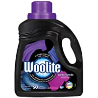 Woolite Darks, Laundry Detergent, Mega Value Pack, 2.96 L, With Colour Renew - Clothes Look New Longer