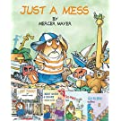 Little Critter Set of 5 Paperbacks Includes I Was so Mad, I Just Forgot, Just Go to Bed, Just a Mess, & the Best Show & Share