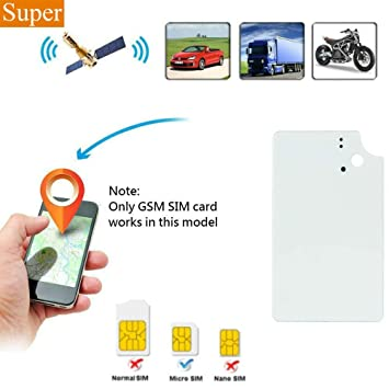 TKSTAR Mini Localizador GPS Localizador GPS Anti-perdido GPS ...