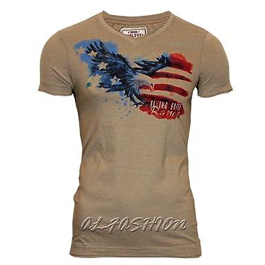 2d8ff931d08a Texas t-shirt pour homme  Amazon.fr  Vêtements et accessoires