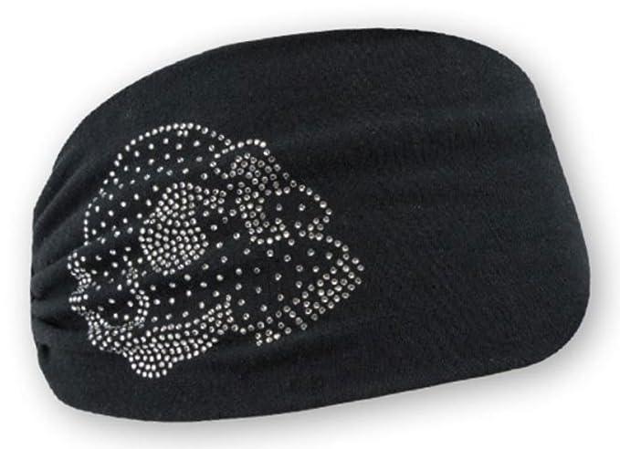 Amazon.com  Harley-Davidson Women s Embellished Krystal Skull ... 33b01ac5871