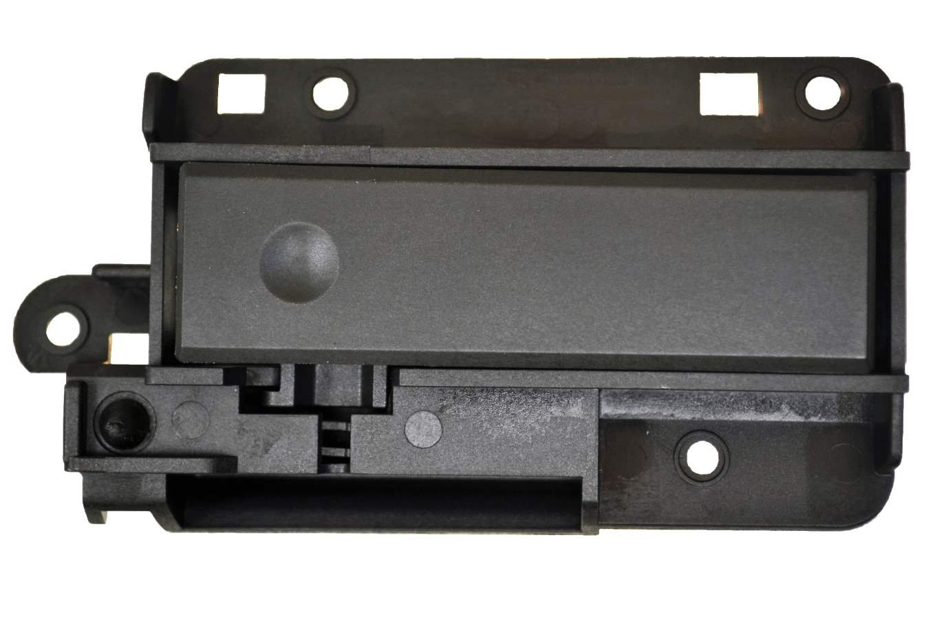 PT Auto Warehouse GM-2647A - Glove Box Compartment Lock Latch Handle, Textured Black by PT Auto Warehouse