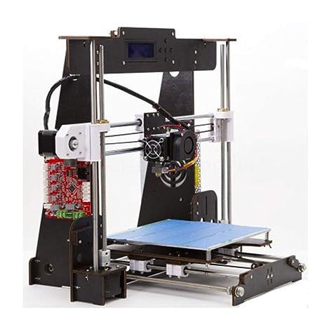 DM-DYJ Impresora Casera De Bricolaje 3D, Talla Grande Tipo ...