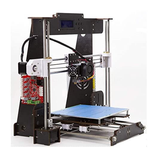 XHZ-Z Impresora 3D Casera De Bricolaje, Talla Grande Tipo De ...
