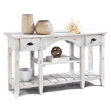 Progressive Furniture T410 55 Willow Console Table, 52 X 16 X 30u0026quot;,