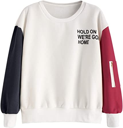 Forever 21 Oversized Tunic Long Sleeve T-shirt Black /& White Color Block S NEW