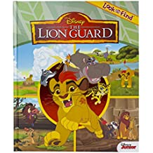 Disney The Lion Guard Look and Find