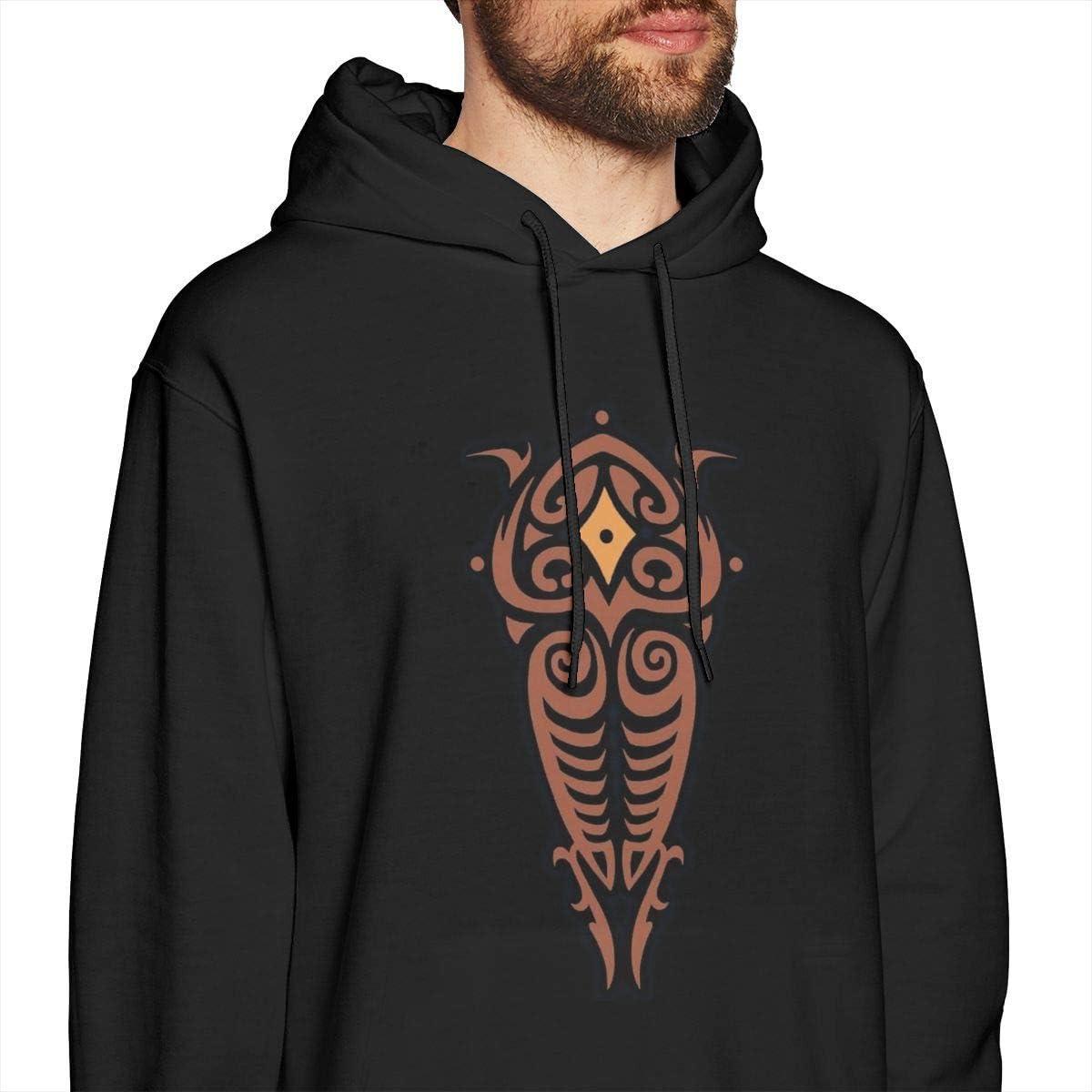 xinfub Legende von Korra Vaatu The Last Airbender Herren Pullover Hoodies Rundhals-Langarm-Sweatshirt Schwarz Small|style1