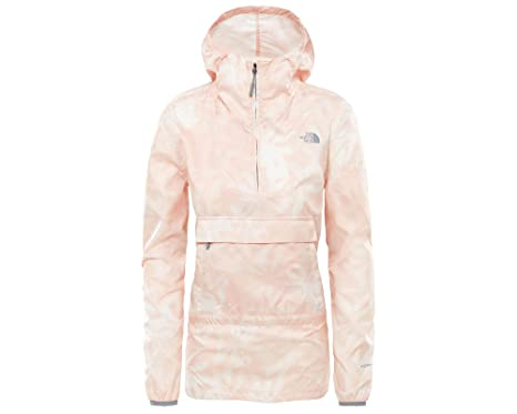 e7d8f654e Amazon.com: The North Face Women's Fanorak Rain Jacket: Clothing