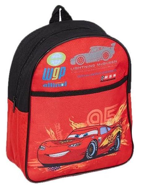 bcc197dffc3d62 Zainetto Asilo, zaino Scuola piccolo Rosso Cars Disney *11206 ...
