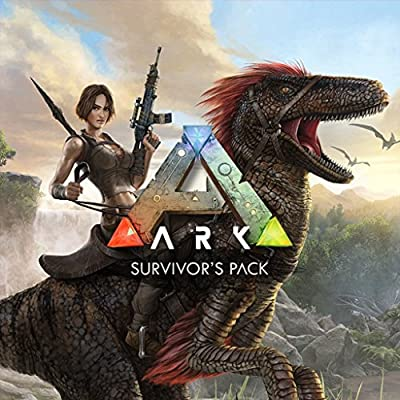 Ark: Survival Evolved - PS4 [Digital Code]