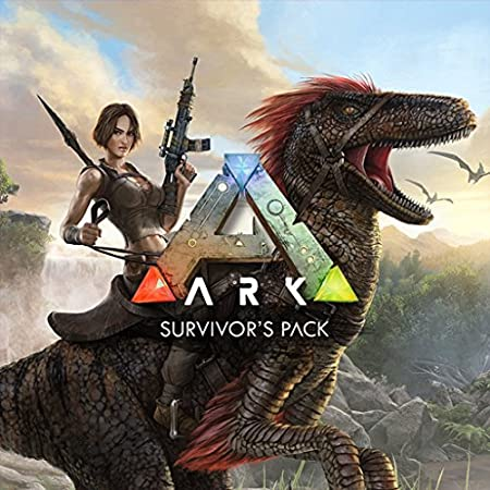 Ark: Survivor's Pack - PS4 [Digital Code]
