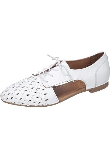06212161d7a519 Piazza Damen-Slipper weiß (3)