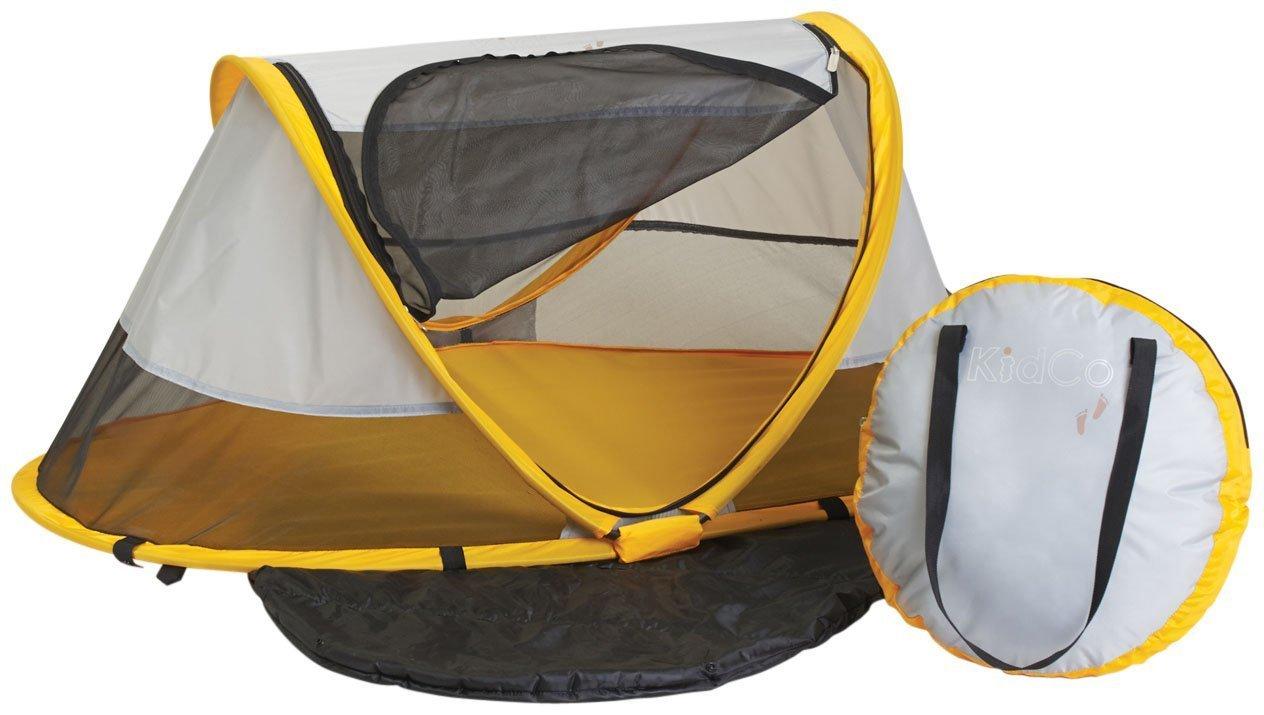 KidCo Peapod Infant Travel Bed Sunshine  sc 1 st  Amazon.com & Amazon.com : KidCo Peapod Plus Infant Travel Bed Kiwi : Infant ...