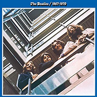 1967-1970 BLUE (2LP Vinyl) by The Beatles (B00OGPK4K6) | Amazon price tracker / tracking, Amazon price history charts, Amazon price watches, Amazon price drop alerts
