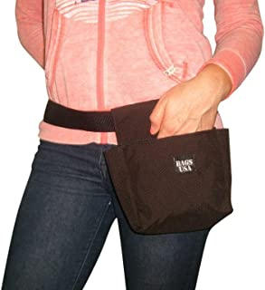 product image for Treat Bag for Dogs,Easy Access Dog Training Pouch Made in USA.