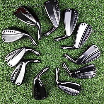 AGAOERF Palos de Golf 0311xf Gen2 Hierros Negros Set 4-9wg ...