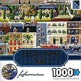 Rampart Street Parade By Heronim 1000 Piece Puzzle