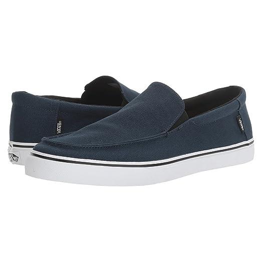 Vans Bali Sf Heavy Canvas Mens Blue Canvas Lace Up Lace Up Sneakers Shoes