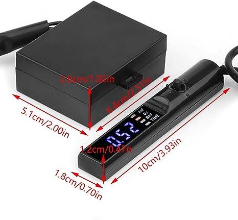 12V Universal Auto Modified Turbo Timer Device Digital LED Display Parking Time Retarder Kuuleyn Auto Turbo Timer Device