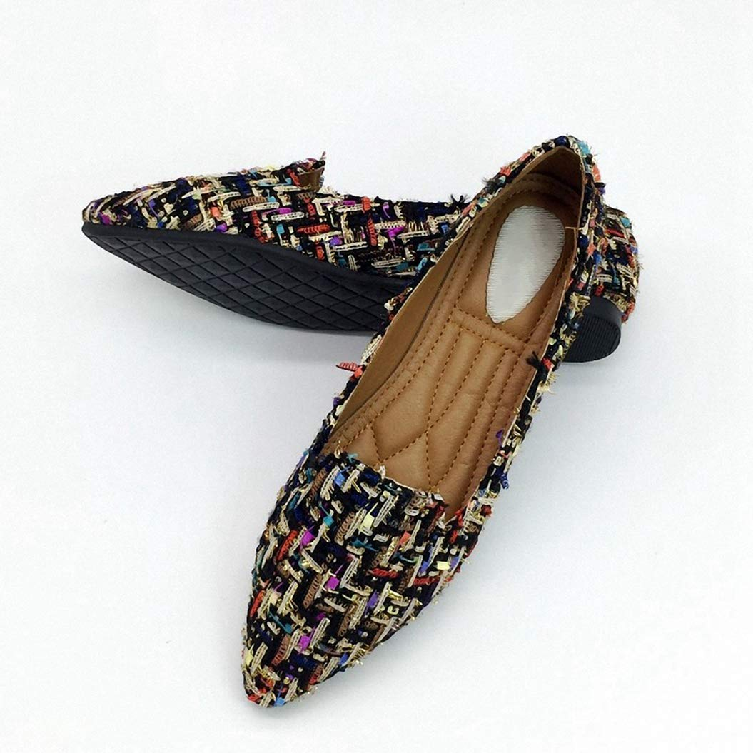 Kyle Walsh Pa Women Ballet Flats Ladies Casual Loafers Soft Spring Auusamn Shoes Zapatos Mujer