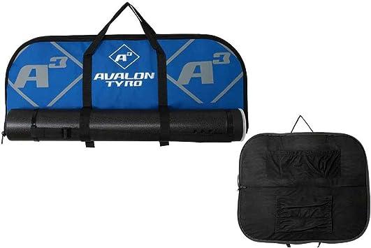 Bogentasche mit Pfeilröhre AVALON Tyro A³ Bogenköcher Zubehör Bogensport