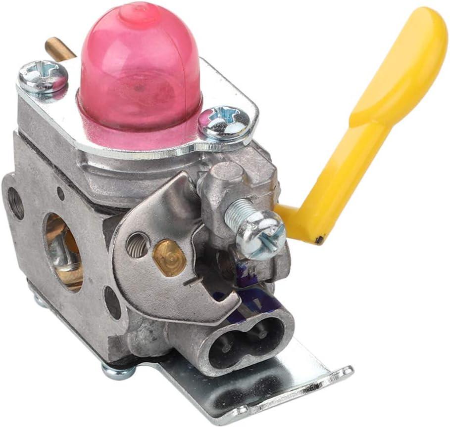 Mckin SST25 C1U-W18 Carburetor fits Weedeater Featherlite FL20 FL20C FL25 FL26 SST25C SST25CE FX26 FX26S FX26SC MX550 MX557 XT260 XT700 TE475 Trimmer ...