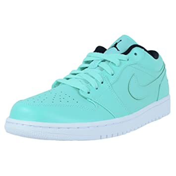 NIKE AIR JORDAN 1 LOW BASKETBALL MEN SHOES TURQUOISE WHITE 553558-304 SIZE  9.5 NEW  Amazon.ca  Sports   Outdoors d21b6712bd