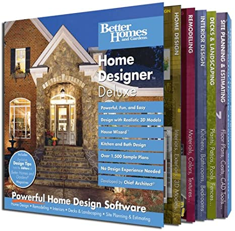 Better Homes And Gardens Home Designer Deluxe Old Version