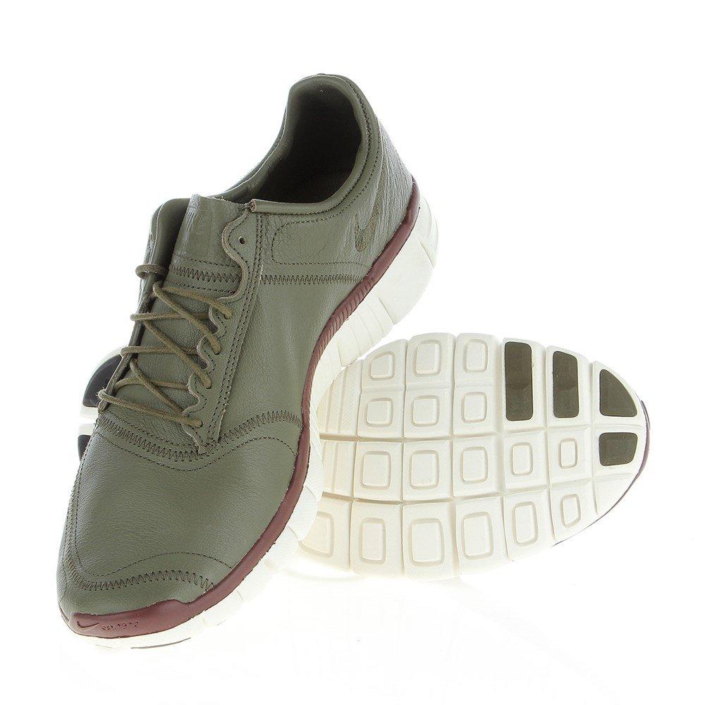 huge selection of 27005 eabb2 NIKE - Free 50 V4 Deconstruct - 525247225 - Farbe: Olivgrün - Größe: 41.0:  Amazon.de: Schuhe & Handtaschen