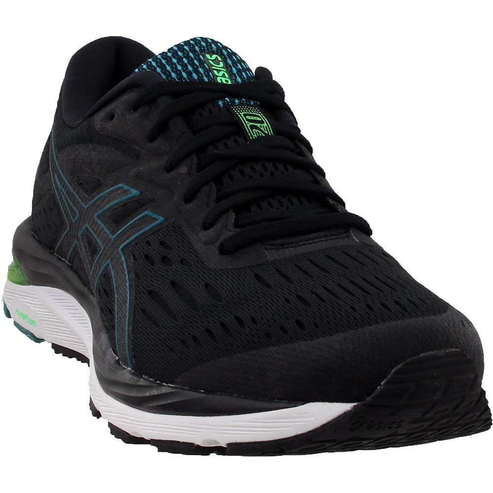 BLACK BERYL GREEN ASICS Men's Gel-Cumulus 20 Running shoes 1011A008